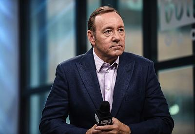 Kevin Spacey at Build Studio on May 24, 2017 in New York City.
