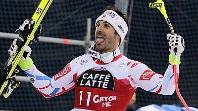 Gravity: Theaux claims Santa Caterina downhill