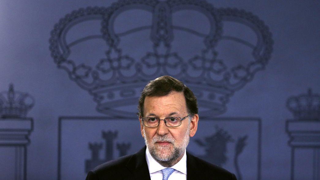 Rajoy reivindica la victoria del PP y apuesta por un gobierno de coalición