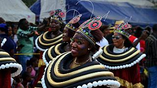Calabar Carnival, 'africa's biggest street party'