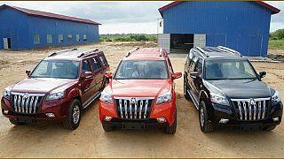 Ghana's first 4x4 vehicle goes on sale