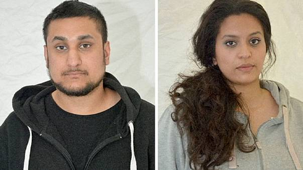 British couple found guilty of bomb plot and supporting ISIL
