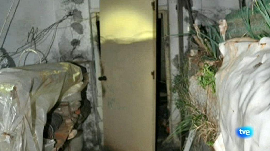 Espanha: autoridades libertam homem fechado em sótão por familiares