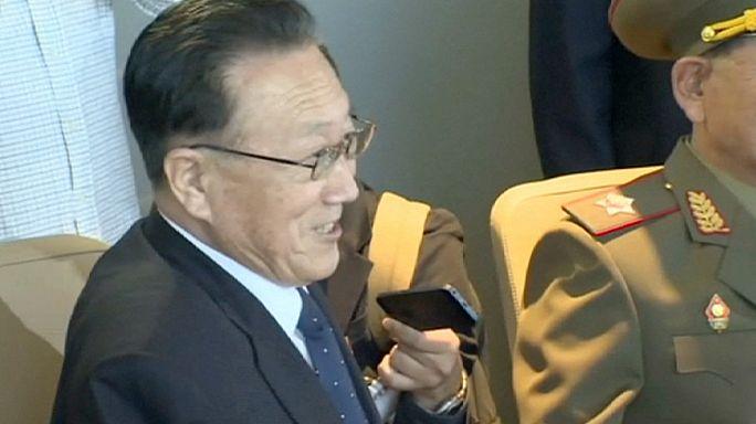 Top aide to Kim Jong-un killed in car crash in N Korea