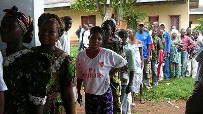 Les Centrafricains appelés aux urnes