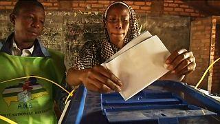 آغاز رای گیری برای انتخابات ریاست جمهوری و پارلمانی در جمهوری آفریقای مرکزی