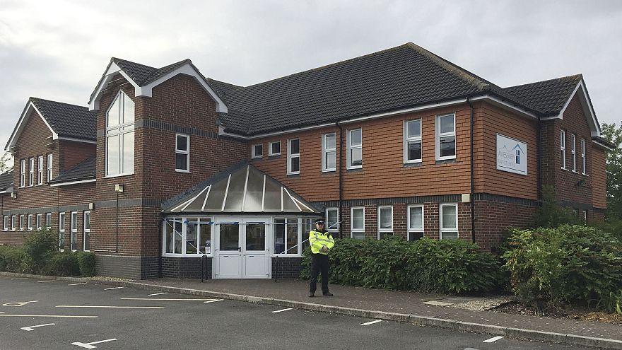 Image: Amesbury incident