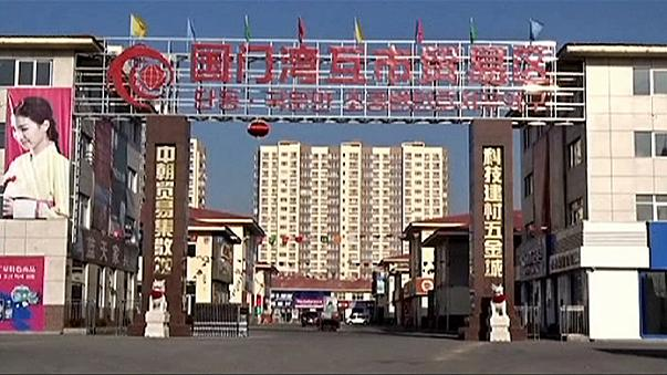 "Dandong, la zone d'échange ""fantôme"" sino-nord-coréenne"