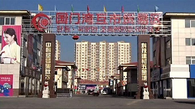 تعثر مشاريع اقتصادية بين الصين وكوريا الشمالية