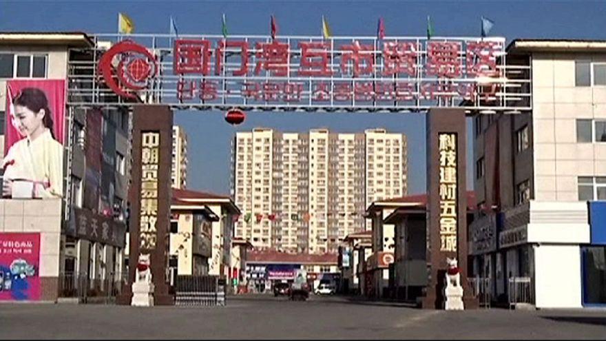 Teremtett lélek sincs a vámmentes zónában Észak-Korea és Kína határán