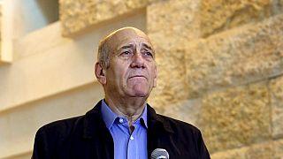 Former Israeli PM Ehud Olmert's jail term reduced to 18 months