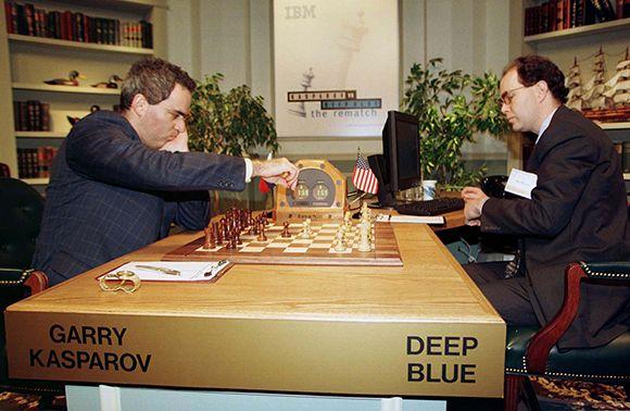 Kasparov/Deep Blue