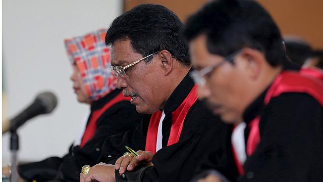 Endonezya'da orman yangınlarıyla ilgili davada karar açıklandı