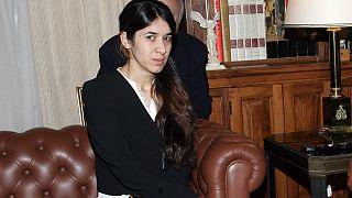 Η 21χρονη Νάντια περιγράφει την φρίκη που έζησε στα χέρια των τζιχαντιστών