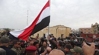 Irak: reprise de Ramadi par l'armée irakienne