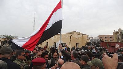 Iraqi army declares victory over Islamic State in Ramadi