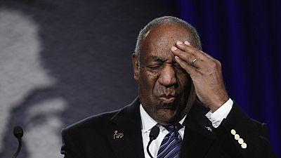 L'acteur américain Bill Cosby inculpé d'agression sexuel