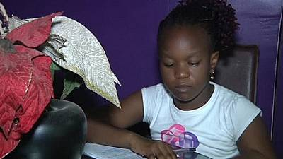 9-year-old Nigerian writes on terrorism
