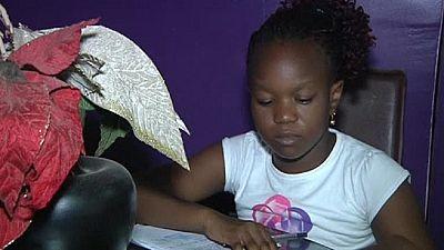 Nigéria : à l'age de 9 ans, elle écrit un livre sur le terrorisme