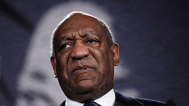 US: comedian Bill Cosby charged with sexual assault