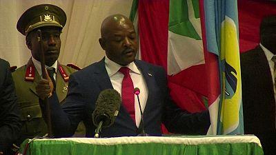 Burundi : le président menace de lutter contre les casques bleus africains