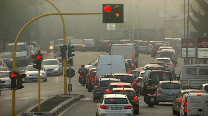 Италия борется со смогом