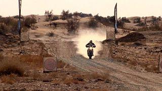 Africa Eco Race: Portugueses mantêm boas posições