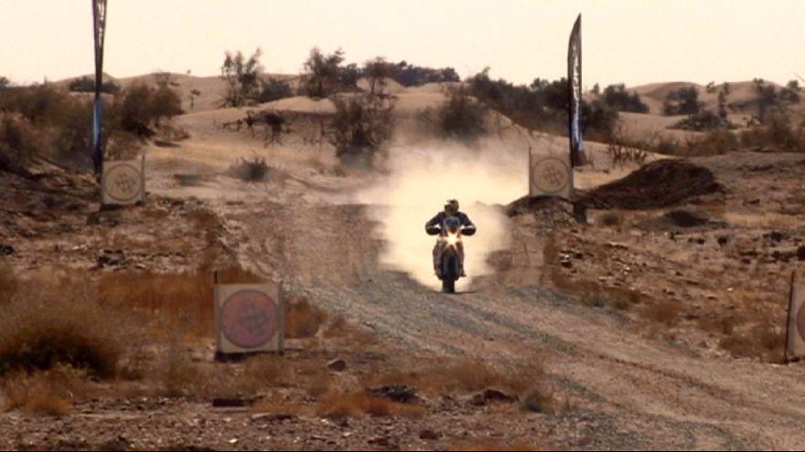 Ullevalseter impone su ley en el estreno de las motos en la Eco Race