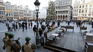مراسم جشن شب سال نو در بروکسل برگزار نمی شود