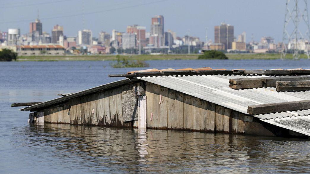 El Niño : le continent américain endeuillé par des inondations exceptionnelles