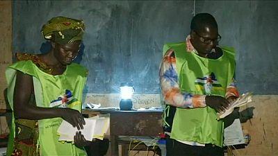 Contagem dos votos já começou na República Centro-Africana