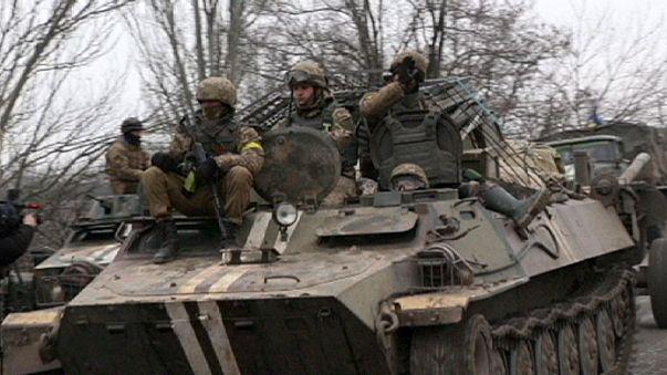 Mindenki tűzszünetet szeretne Kelet-Ukrajnában