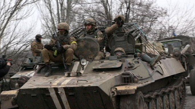 اتفاق الرباعية الخاصة بأزمة أوكرانيا على تمديد اتفاقية مينسك لعام آخر