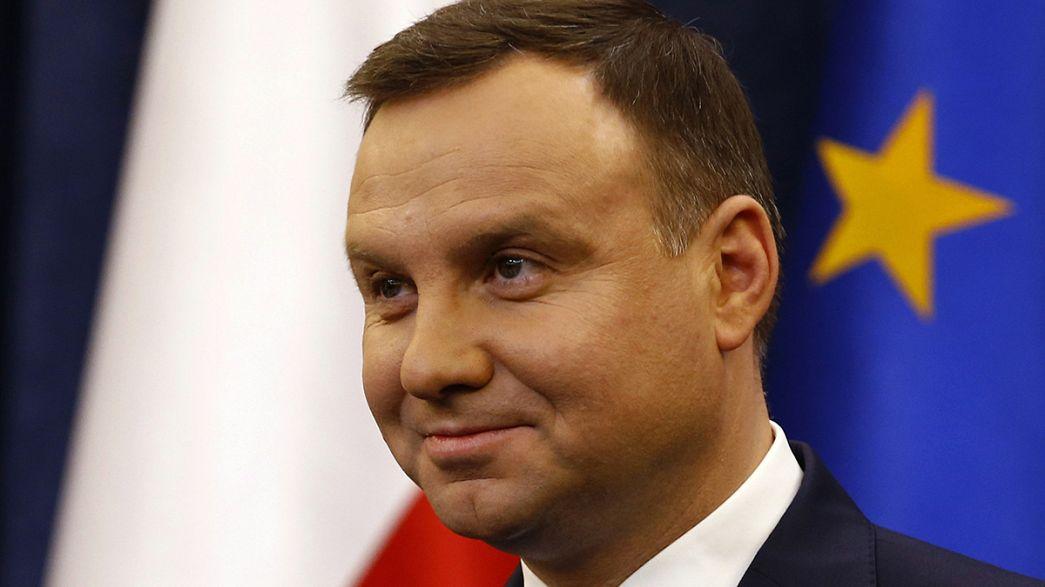 El Parlamento polaco aprueba una controvertida ley de prensa