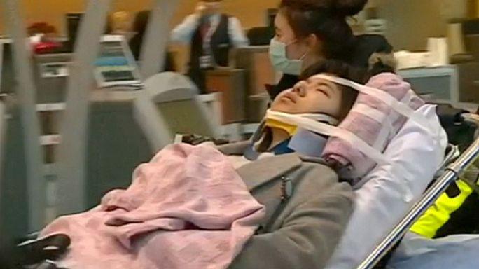 Air Canada uçağı türbülansa girdi: 20 yaralı
