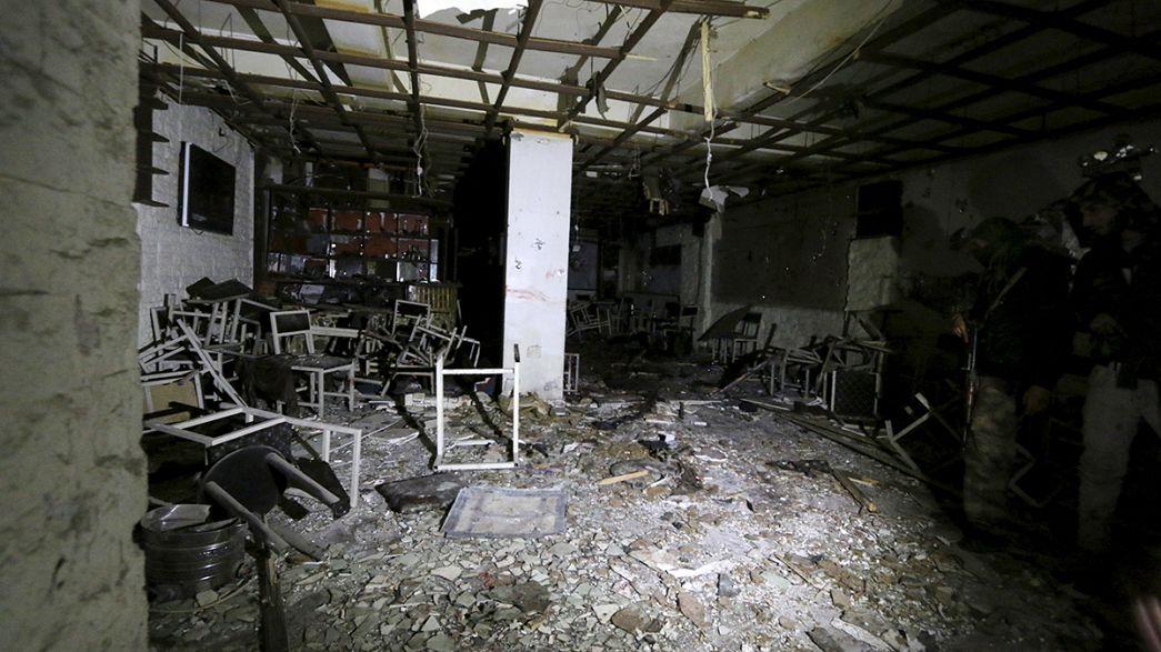Syrien: IS-Anschlag in christlichem Viertel Kamischlis