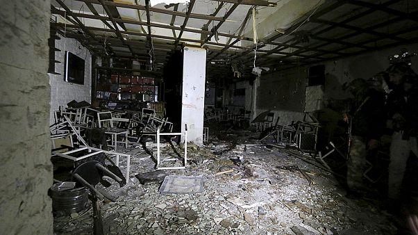 Szíria: az Iszlám Állam robbantott Kameshliben