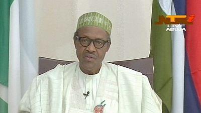 Nigeria's president offers to negotiate schoolgirls' release