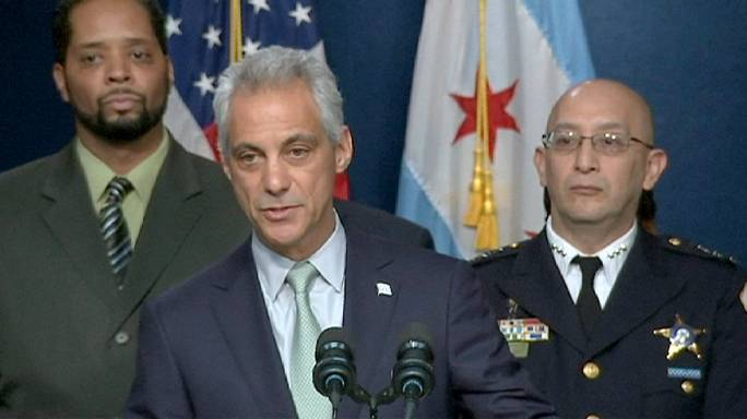 Rahm announces new measures in Chicago police shakeup