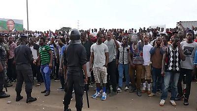 Guinée : grand concert pour célébrer la fin de l'épidémie d'Ebola
