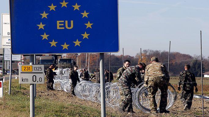 EU plans for a new border and coastguard agency