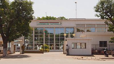 Campaore's ex ally elected head of Burkina Faso parliament