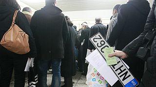 Ελλάδα: Παράταση για τέλη κυκλοφορίας και κατάθεση πινακίδων