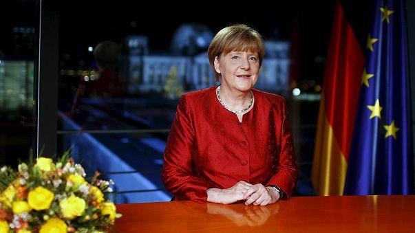 """""""Flüchtlinge als Chance"""": Merkels Neujahrsrede in der Kritik"""
