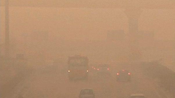 دهلی نو، اجرای برنامه های کنترل آلودگی هوا را آغاز می کند