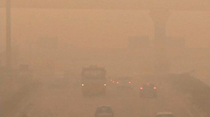 Переполох в Нью-Дели: все на борьбу со смогом