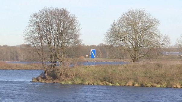 Бельгия-Нидерланды: в новый год с новыми границами