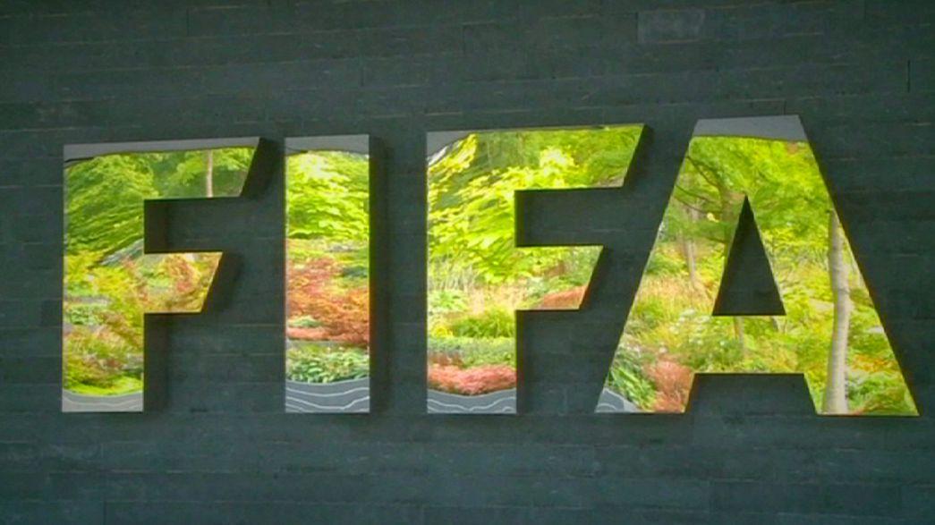 FIFA-Skandal: Schweiz übermittelt erste Beweise an USA