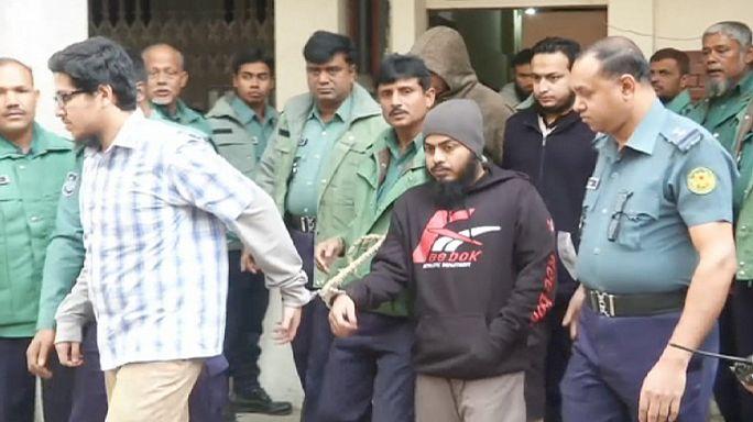 الاعدام لقاتلي مدون في بنغلاديش
