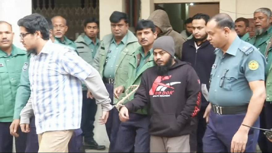 Condenados a muerte dos de los ocho implicados en el asesinato de un bloguero en Bangladesh